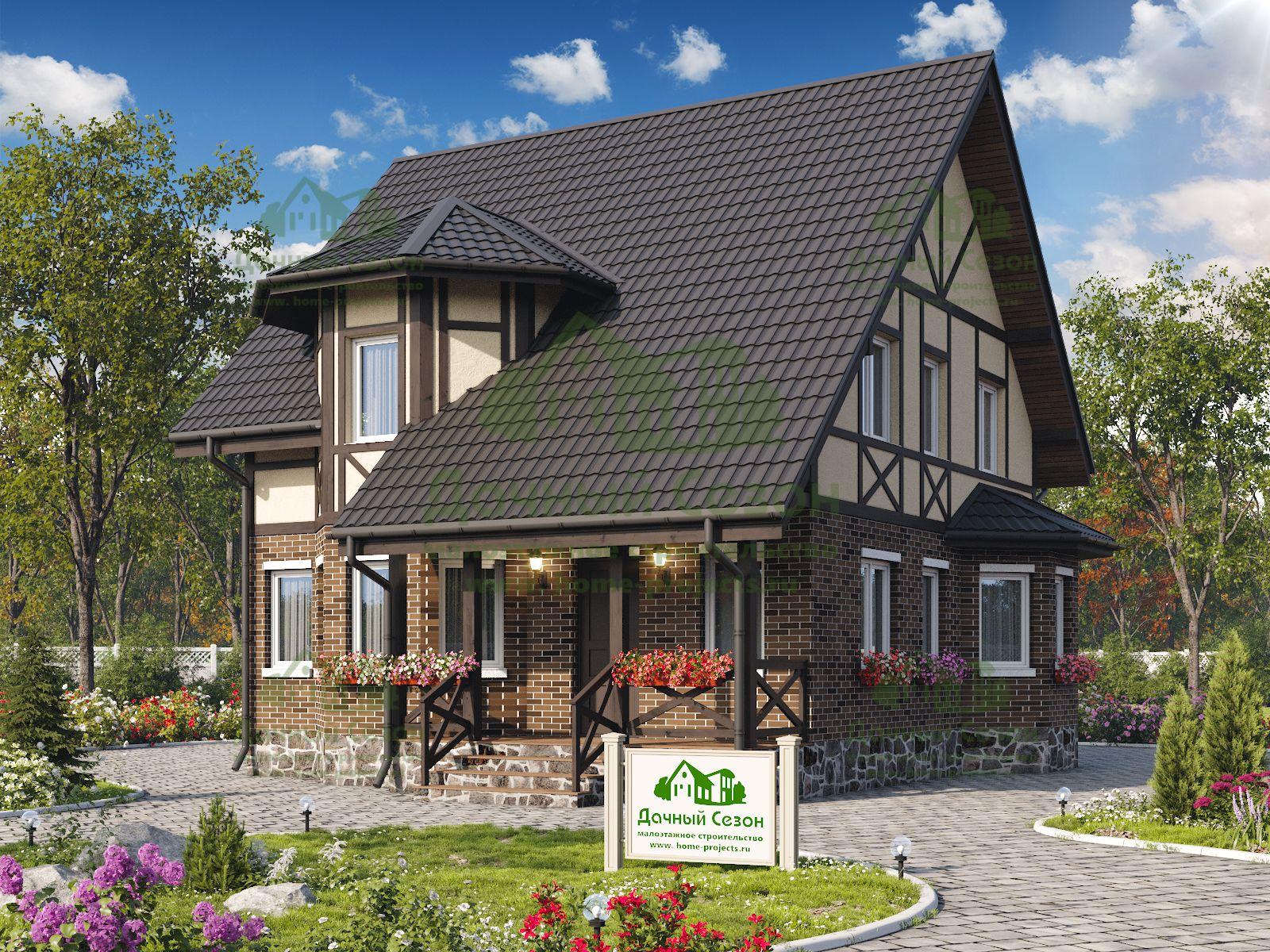 6 причин купить каркасный дом