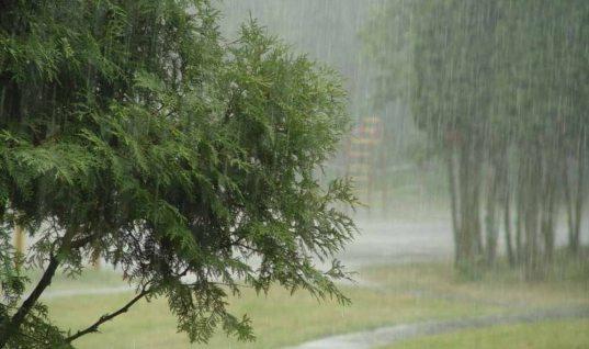 На Сочи надвигается непогода