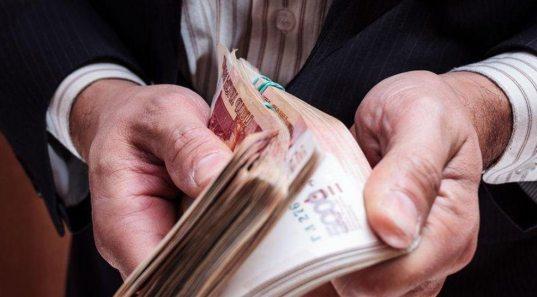 Замглавы минсельхоза Кубани задержан при получении взятки в 4 млн рублей