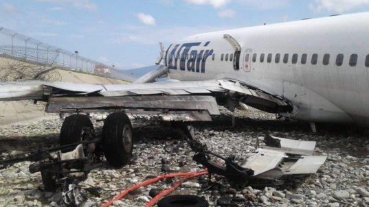 Уже шесть пассажиров загоревшегося в Сочи самолета подают претензии к Utair