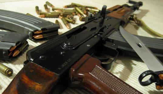 Сочинцам предлагают заработать на оружии и боеприпасах