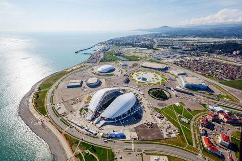 Имеретинская низменность в Сочи превратится в поселок Олимпийский