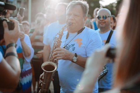 Юбилейный Sochi Jazz Festival Игоря Бутмана состоится в Сочи с 1 по 4 августа