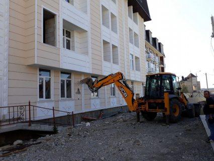 Сочи получит 100 миллионов рублей из краевого бюджета на снос незаконных домов.