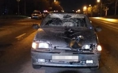 В Уфе 20-летний водитель насмерть сбил пешехода