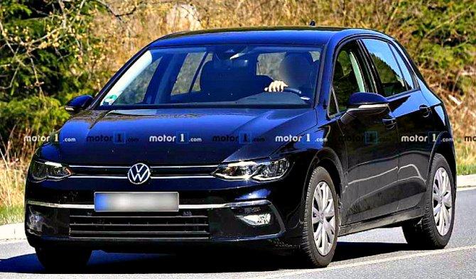 Volkswagen Golf: дебют опять откладывается