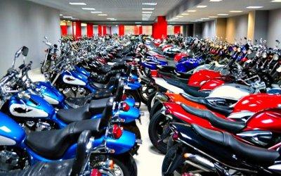 В России растёт спрос на новые мотоциклы
