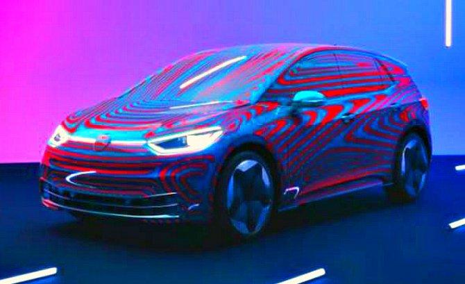 Начат приём заказов наэлектромобиль VolkswagenID.3