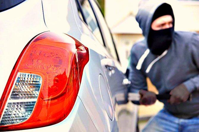 Какие автомобили вРоссии угоняют чаще всего?
