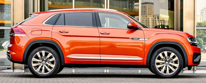 Volkswagen Teramont Xскоро выйдет нарынок