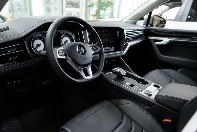 Volkswagen Tiguan. Инновационность – это я