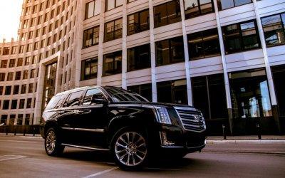 «Авилон» анонсирует, что Cadillac Escalade признан внедорожником года!