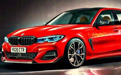 Стали известны подробности оновом BMW M3