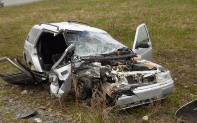 Четыре человека пострадали в ДТП в Белорецком районе Башкирии