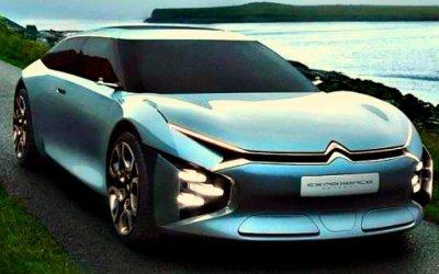 Citroen готовит новый флагманский седан