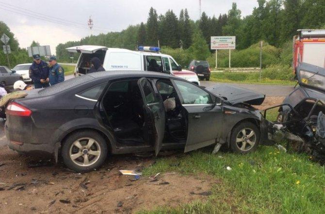 Женщина погибла в ДТП с «Окой» в Татарстане