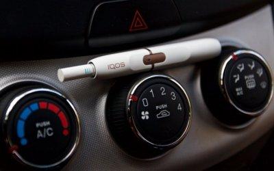 IQOS в авто