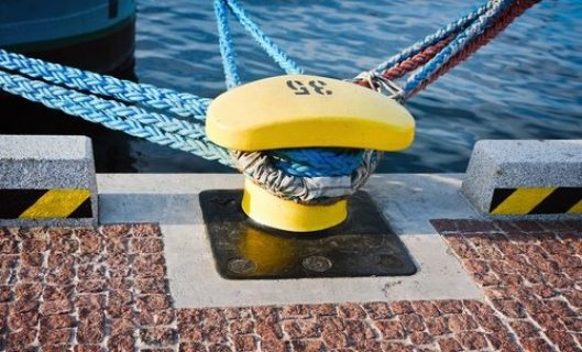 Новый пирс открыли в морском порту Сочи