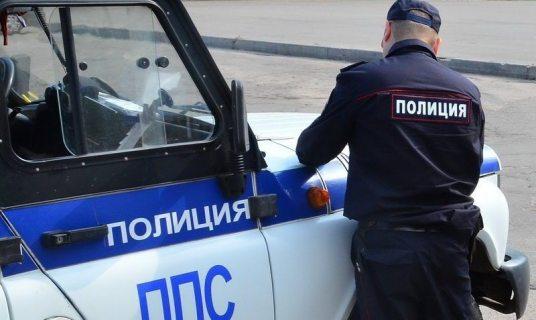 Машина полиции сбила девушку на электроскутере в Сочи (ВИДЕО)