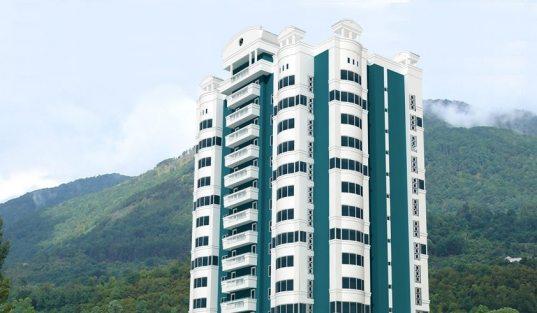 18-этажный жилой дом без документов попытаются продать в Сочи на аукционе
