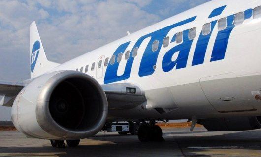 Самолет с пассажирами не смог вылететь из Сургута в Сочи