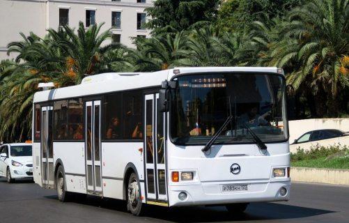 В дни «Кинотавра» общественный транспорт в Сочи будет ходить до двух часов ночи