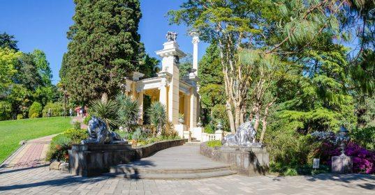 Сочинцы и гости курорта могут принять участие в эко-квесте в парке «Дендрарий»