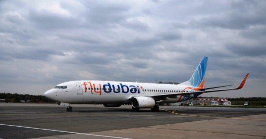 Аэропорт Сочи принял первый рейс из Дубая