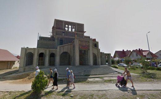 Арестованный приставами старообрядческий храм в Сочи снова открыли для прихожан