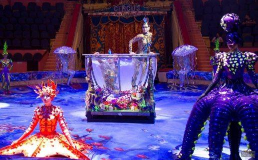 В путешествие со свитой Короля. «Баронеты» - шоу, которое стоит увидеть! (ФОТО)
