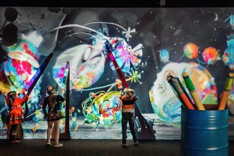 Гости «Сочи Парка» увидят ожившие рисунки и прогуляются среди звезды