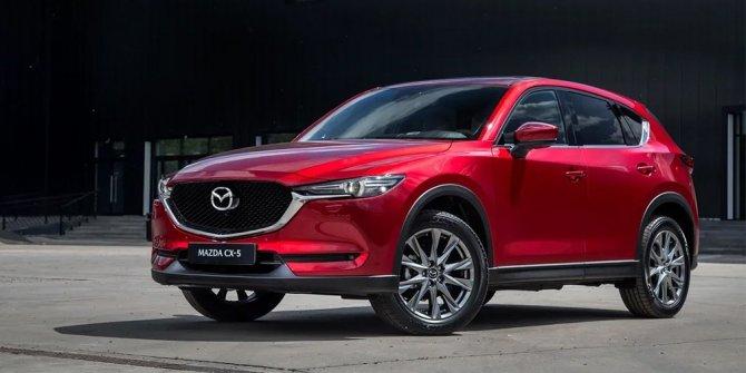 Обновлённый кроссовер Mazda CX-5 получил российский ценник