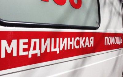 Под Тулой иномарка врезалась в столб – погиб человек