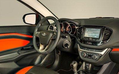Lada Vesta получит электронную «приборку»