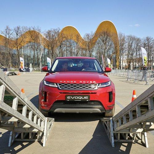 Старт продаж Нового Range Rover Evoque! Уже в «АВИЛОН»!