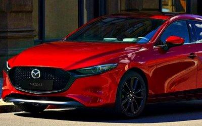 Летом вРоссию приедет новая Mazda 3