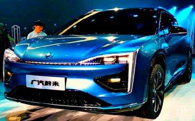 GAC иNIO создали марку Hycan для производства электромобилей