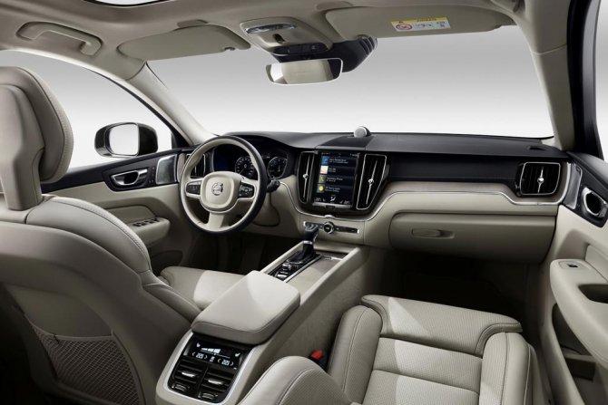 Топ-7 особенностей новой Volvo XC60