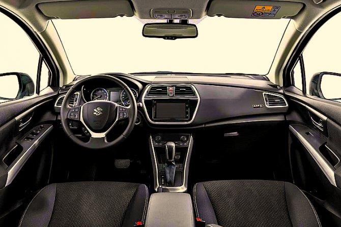 ВРоссию прибыла спецверсия Suzuki SX4