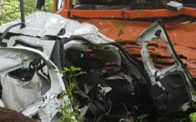 Семья с двумя детьми погибла в ДТП в Башкирии
