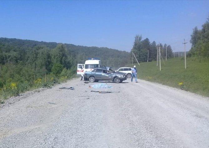 В Башкирии опрокинулся ВАЗ – водитель погиб