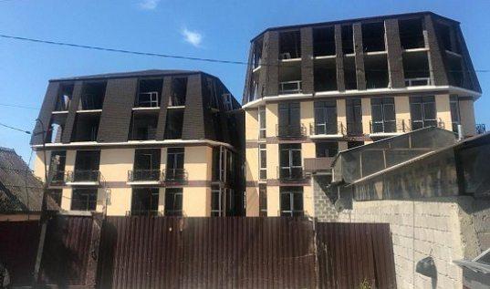 Собственник двух многоквартирных домов в Сочи готов приступить к сносу