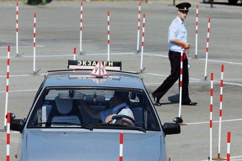 В Сочи экс-инспектор ГИБДД сдавал экзамен на водительские права вместо женщины