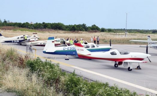 В Сочи пройдёт маршрут международного воздушное ралли