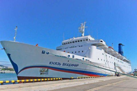 Абхазия почти готова к приему круизного лайнера